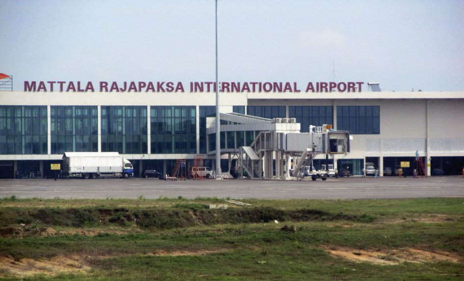 The first phase of Mattala Rajapaksala International Airport went operational in 2013.
