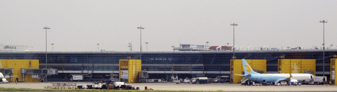Delhi International Airport will grow with a fourth runway and fourth terminal.