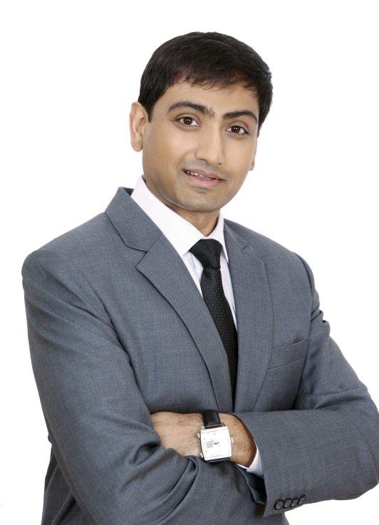 Sumesh Patel, SITA president Asia-Pacific.