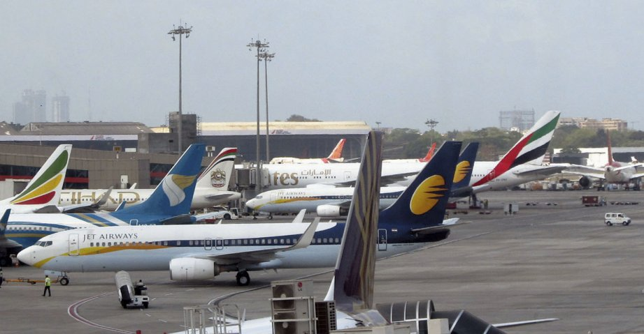 Mumbai (pictured) is one of five large Indian airports to undergo noise-mapping.